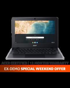 Chromebook CB733, Intel Celeron N4020, 4GB RAM, 32GB eMMC - Ex-Demo