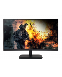 """AOPEN HC5RP 27"""" FHD Curved FreeSync 165Hz Gaming Monitor"""