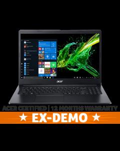 Aspire 3, AMD A4-9120E, 8GB RAM, 1TB HDD - Ex-Demo